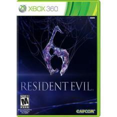 Game Resident Evil 6 _ Versão em português - POR R$ 39,99