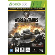 World Of Tanks - Xbox 360 Edition + Live Gold 1 mês, só R$ 9,90