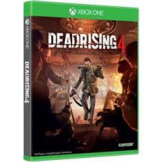 Dead Rising 4 (Xbox One) R$40
