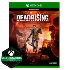 Dead Rising 4 - Xbox One R$50