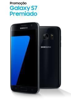 Promoção Galaxy S7 premiado
