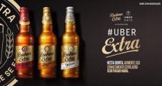 3 Brahmas Extra grátis entregues pelo UberEATS