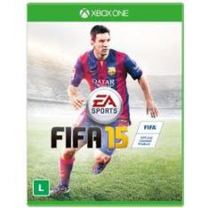Jogo Fifa 15 para XBOX One R$ 10