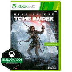 Rise of the Tomb Raider (Xbox360) - Square Enix R$ 40