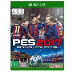 Pro Evolution Soccer 2017 (XOne) - Konami R$ 71,01