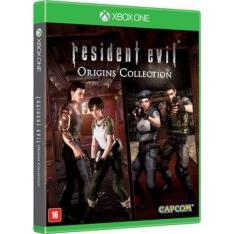 Resident Evil Origins Collection (XOne) Capcom R$ 50