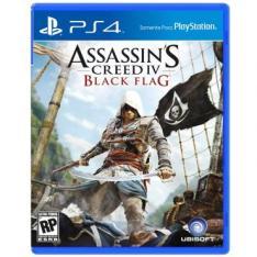 Assassins Cred IV: Black Flag - PS4 - $59