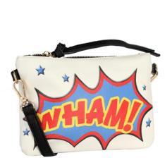 Bolsa Passeio Branca Fedra Funny Mini Bag - R$19,99