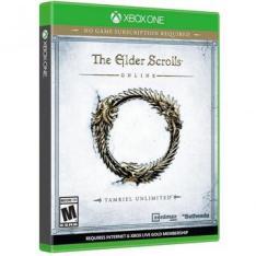 The Elder Scrolls Online: Tamriel Unlimited -Xbox One R$ 18