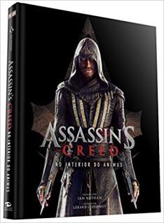 Assassin's Creed. No Interior do Animus - capa dura - R$16