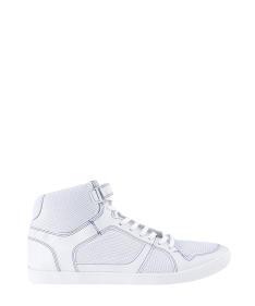 tênis cano alto branco - 39,99