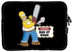 """Capa Protetora Em Neoprene iwill Simpsons Home Para Tablets Até 7.9"""" - R$ 9,90"""