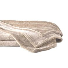 Cobertor De Microfibra Corttex Casal - Bege - R$29,99
