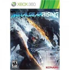 Metal Gear Rising Revengeance Xbox 360 R$17