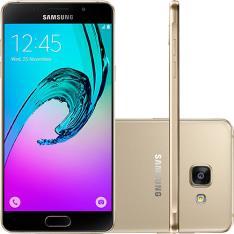Smartphone Samsung Galaxy A7 2016 Dual Chip 16GB Câmera 13MP - R$967