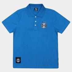 Camisa Polo Grêmio Masculina p m g gg - R$30