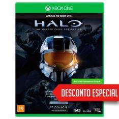 Jogo Halo: Master Chief Collection para Xbox One (XONE) - R$ 38,81