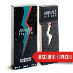 Perfume Animale Masculino Eau de Toilette 50ml - R$99,90