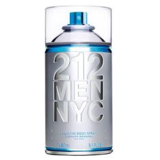 Carolina Herrera 212 Nyc Seductive Masculino - Body Spray 250ml por R$ 90