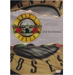 guns N´roses - Live In Chicago (DVD) - R$ 14