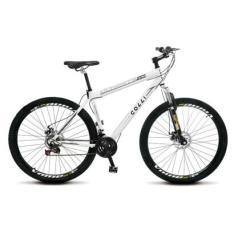 Bicicleta Colli Ultimate MTB Aro 29 21 Marchas Freios a Disco - R$699,90