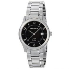 Relógio Masculino Technos Analógico, Pulseira de Aço, Caixa de 40 mm, Resistente a Água 50 Metros - GM10HO/1P de 299$ por 99$
