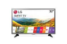"Smart tv lg led hd 32"" 32lj600b com webos 3.5, magic mobile connection e time machine read"