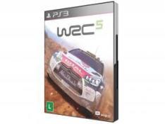 WRC 5 para PS3 - Bigben Interactive 0 - R$ 30