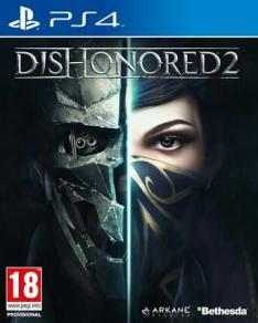 Dishonored 2 PS4 - Magazineluiza - 99,90
