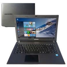 Notebook Compaq Presario CQ23 Compaq Processador Intel® Celeron® Dual Core, Windows 10 Home, 2GB, HD 500GB, - R$999