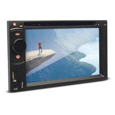Som Automotivo Double DIN DVD Player Dazz DZ-52201BT -  R$530,29