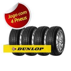 Kit Pneu Aro 13 Dunlop 175/70r13 Sptrgt1 82t 4 Unidades - R$639,60