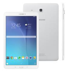 """Tablet Samsung Galaxy Tab E 9.6 3G SM-T561 com Tela 9.6"""", 8GB por R$ 703"""