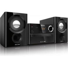 PHILIPS MCM1150X/78 MICRO SYSTEM 15W USB/ MP3 LINK em até 5x