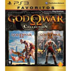 Game God Of War Collection - Favoritos - R$35.00