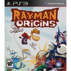 Game Rayman Origins - PS3 - R$27,00