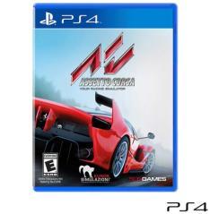 Jogo Asseto Corsa (PS4) - R$ 60