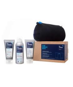 Kit Dr. Jones The Shave Box 360ml - R$79