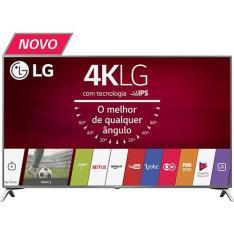 """TV LG 43"""" LED 4K 43UJ6525 - R$1.980"""