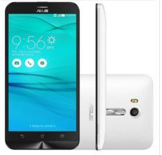 Smartphone Asus Zenfone Go Live, Quad Core, Android 5.1, Tela 5.5´, 16GB, 13MP, 4G - Branco - R$460