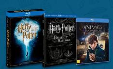 [Saraiva] 50% off filmes Saga Harry Potter