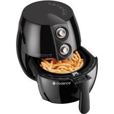 Fritadeira Elétrica Cadence Sem Óleo Perfect Fry 2,3L 110V - R$ 206