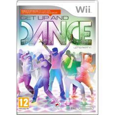 Jogo Get Up And Dance Wii por R$ 5