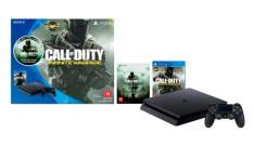 PS4 Slim 500GB Bundle COD Infinite Warfare IMPORTADO