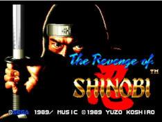 The Revenge of Shinobi - SEGA (Android)