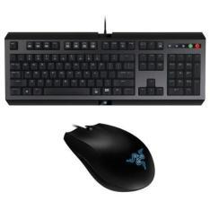 Teclado Razer Cyclosa Combo Com Mouse Abyssus - R$225