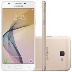 Smartphone Samsung Galaxy J5 Prime 32GB 4G G570M Desbloqueado Dourado - R$ 700