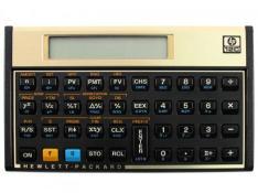 Calculadora Financeira HP12C Gold - R$219,90