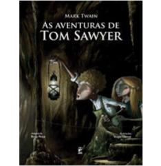 As Aventuras de Tom Sawyer - Mark Twain - R$6