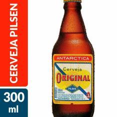Cerveja Original garrafa 300ml - R$2,00